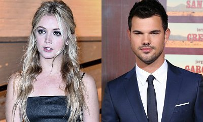 Billie Lourd Strips Down to Bikini During Vacation With Taylor Lautner After Mom's Death