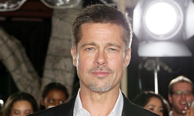 Brad Pitt Caught Removing Angelina Jolie's Stuff From Their L.A. Mansion
