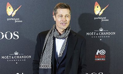 Brad Pitt Looks Happy at Star-Studded Charity Event in Malibu Amid Angelina Jolie Divorce