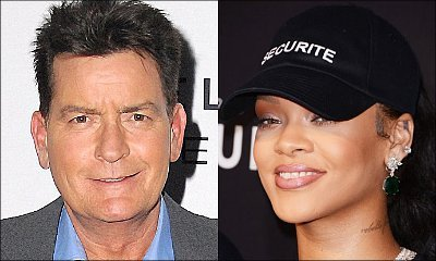 Charlie Sheen May Reignite Rihanna Feud by Calling Her a 'B***h'