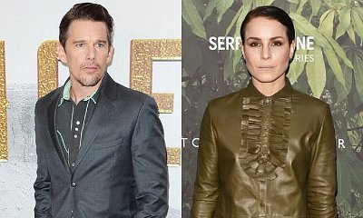 Ethan Hawke and Noomi Rapace to Star in Thriller 'Stockholm'