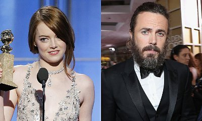 Golden Globes 2017: Emma Stone Wins Best Actress in Musical, Casey Affleck Is Best Actor in Drama