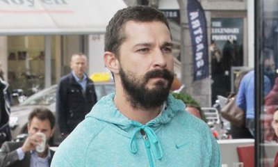 Shia LaBeouf Arrested During His Anti-Trump Protest Live Stream