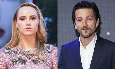 New Couple Alert! Suki Waterhouse and 'Rogue One' Star Diego Luna Caught Getting Handsy in Mexico