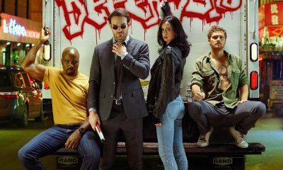 'The Defenders' First Official Photos Assemble Marvel's Vigilantes