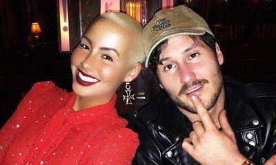 Amber Rose and Val Chmerkovskiy Call It Quits