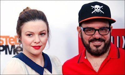 Amber Tamblyn and Husband David Cross Welcome Baby Girl - See the Funny Announcement