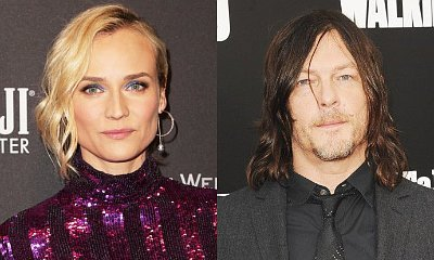 New Photos Seem to Confirm Diane Kruger and Norman Reedus