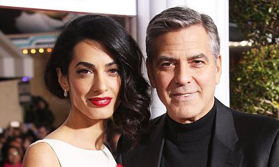 George and Amal Clooney Won't Travel to Dangerous Places During Her Pregnancy