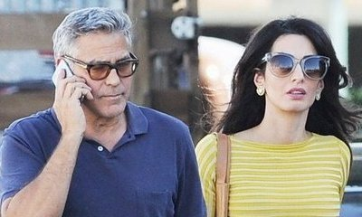 Confirmed! George Clooney and His Wife Amal Expecting Twins