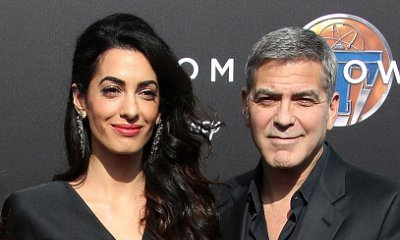 George Clooney Finally Opens Up About Amal's Pregnancy