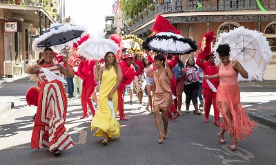 'Girls Trip' Red Band Trailer Features Big Parties, Flings Galore and Genital Jokes