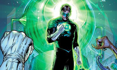 A Green Lantern Is Reportedly Confirmed in 'Justice League'