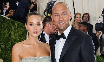 Hannah Davis Expecting First Child With Derek Jeter, Posing in Bikini for Sports Illustrated
