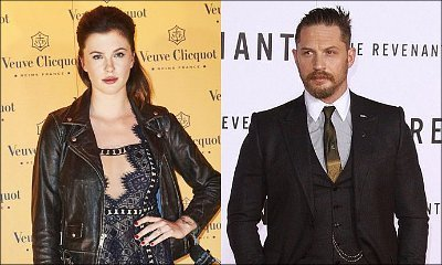 Ireland Baldwin Says She Wants to Have a Threesome With Tom Hardy