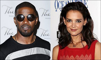 Jamie Foxx Dumps Katie Holmes Over Her Scientology Drama