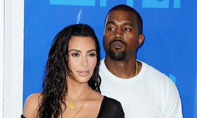 Kim Kardashian and Kanye West Show Off Matching Nike Air Yeezy II