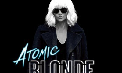 See Lethal Charlize Theron in New 'Atomic Blonde' Poster