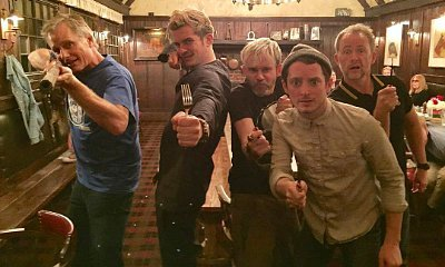 See 'Lord of the Rings' Cast Reunite to Fight a Cave Troll