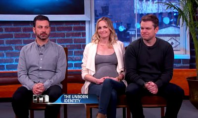Is Matt Damon the Real Father of Jimmy Kimmel's Unborn Child? The Parental Truth Is Revealed