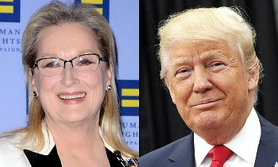 Meryl Streep Blasts Trump Over His 'Overrated' Diss in Powerful Speech