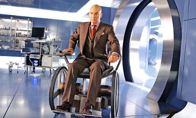 Patrick Stewart Is Done Playing Professor X in