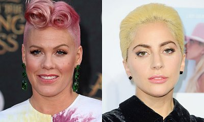 Pink Defends Lady GaGa Over Claim She's 'Copying' Her Signature Move at Super Bowl