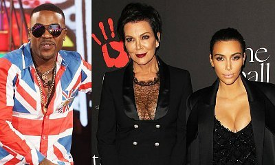 Ray J Accuses Kris Jenner of Leaking Kim Kardashian's Sex Tape