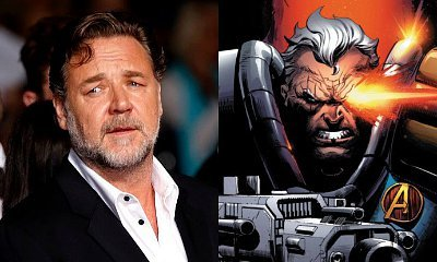 Russell Crowe May Portray Cable in 'Deadpool 2'