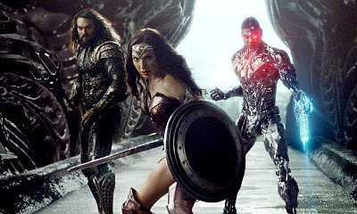 Wonder Woman, Aquaman and Cyborg Prepare for a Battle in New 'Justice League' Image