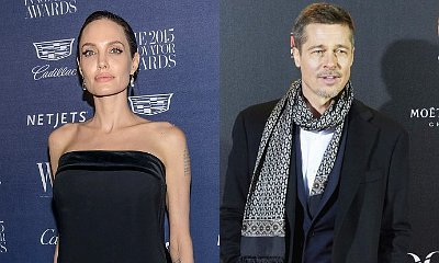 Didn't See It Coming! Angelina Jolie and Brad Pitt Got Matching Tattoos Just Months Before Split