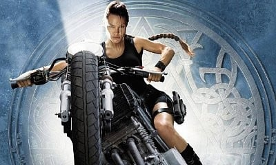 Angelina Jolie Reportedly Was Drug-Tested for 'Tomb Raider'