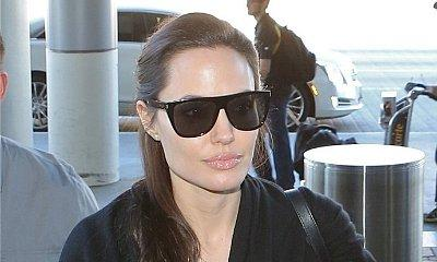 Missing Brad Pitt? Angelina Jolie's 'Struggling With Sadness' While Traveling Overseas
