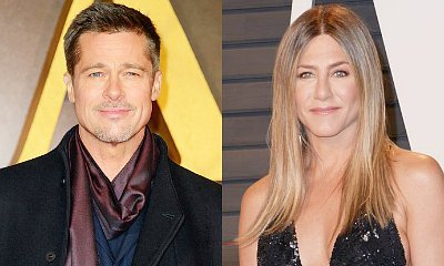 Brad Pitt and Jennifer Aniston Back in Touch After Jolie Split. Should Justin Theroux Be Jealous?