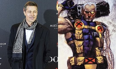 Will Brad Pitt Play Cable in 'Deadpool 2'?