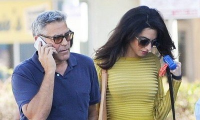 George Clooney and Amal Are Caught in the Middle of an XXX-Rated Sex Scandal
