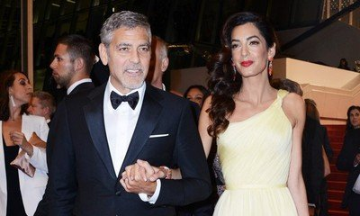 Not Ready to Be a Dad? George Clooney Enjoys Partying While Pregnant Amal Is Hard at Work