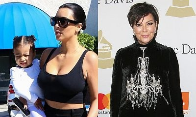 Kim Kardashian Doesn't Want Her Daughter North West to Be Managed by Kris Jenner