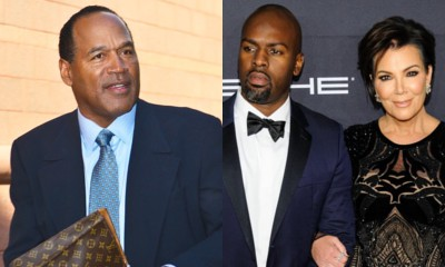 Kris Jenner's 'Desperate to Hook Up' With O.J. Simpson. What About Toy Boy Corey Gamble?