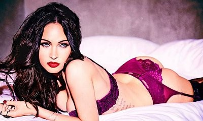 Hot Mama Megan Fox Gets Seductive in Sultry Lingerie Campaign