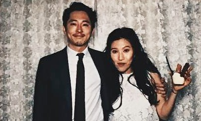 'Walking Dead' Alum Steven Yeun Welcomes First Child With Wife Joana Pak