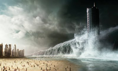 The Wonderful World Suffers Massive Disaster in 'Geostorm' First Teaser