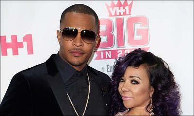 T.I. Caught Shopping With Sexy Lady Amid Tiny Reconciliation Claims