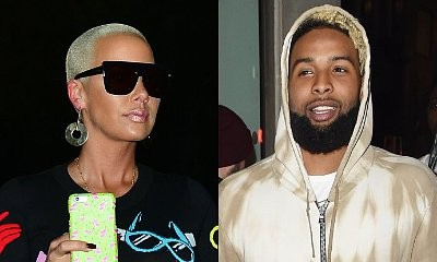 Amber Rose and Odell Beckham Jr. Reignite Romance Rumors at Coachella