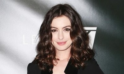 Anne Hathaway 'Almost Killed' Her Son When Playing on a Slide