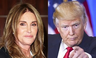 Caitlyn Jenner Hints at Running for Office, Slams Donald Trump for 'Screwing' With LGBT Community