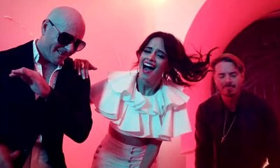 Watch Camila Cabello Get Flirty With Pitbull and J Balvin in 'Hey Ma' Music Video