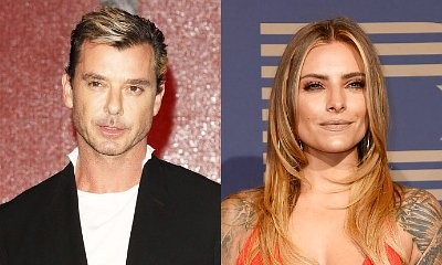 New Couple Alert? Gavin Rossdale Caught Locking Lips With This Stunning German Model