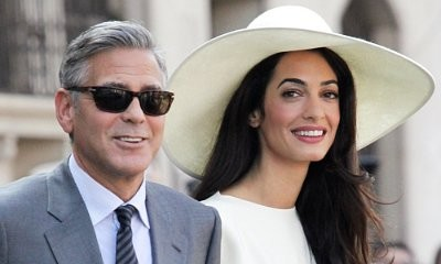 George Clooney and Amal Give Neighbors Pricey Package to Apologize for Noise Caused by Renovations
