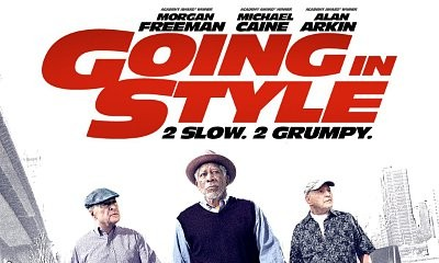 'Going in Style' New Posters Are Spoofing 'Fast and Furious'
